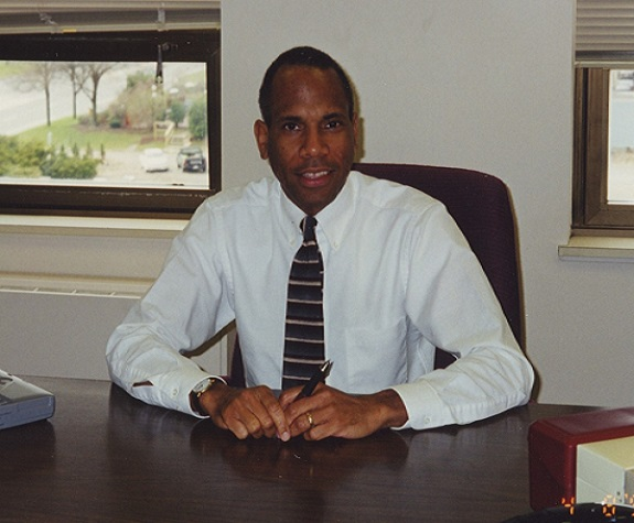 Gary Johnson, PERB's Counsel from 1994 until 2003.