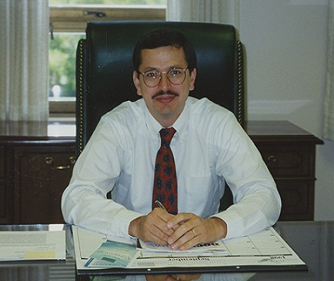Michael R. Cuevas, PERB's Chair from 1998 until 2006.